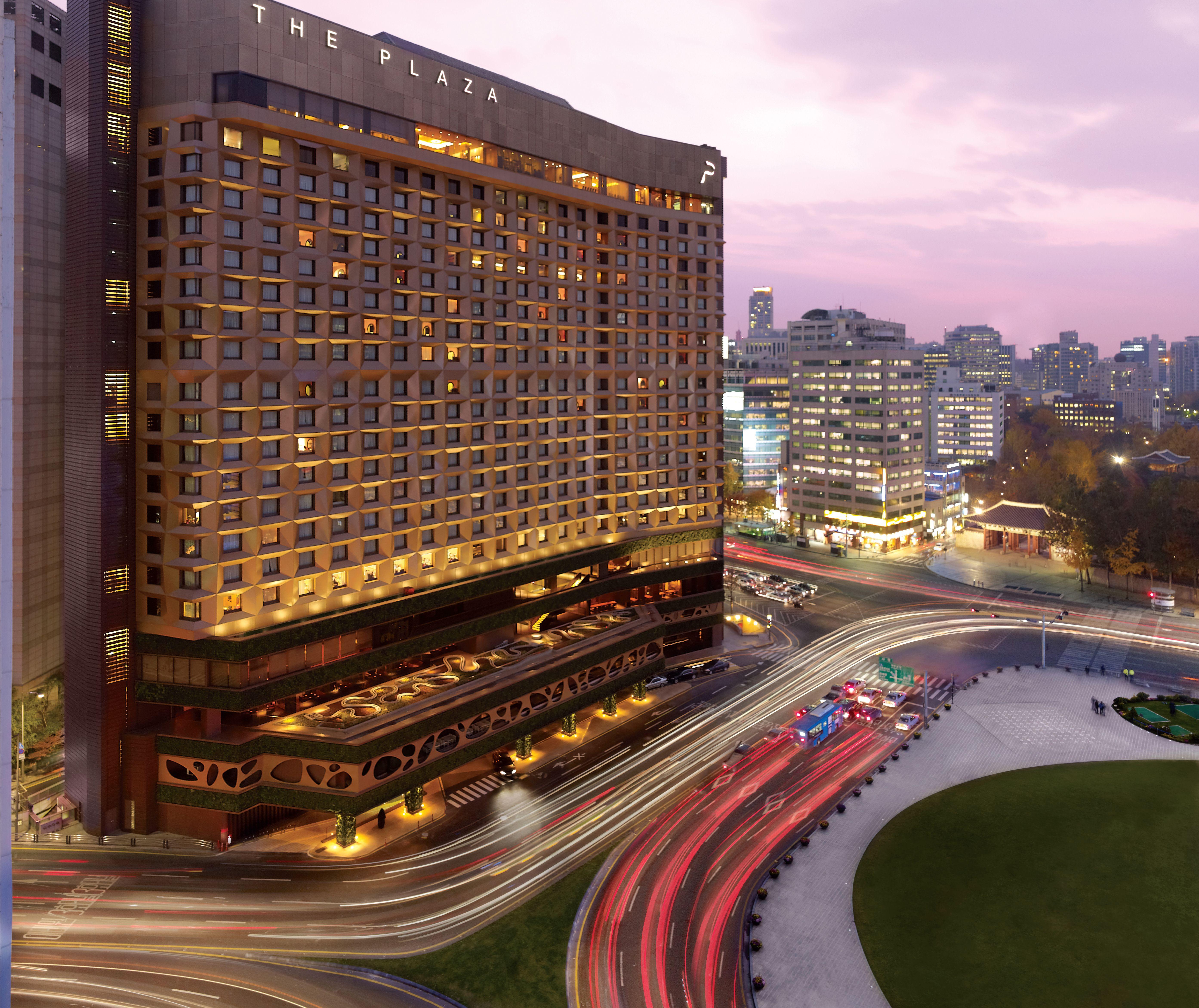 Main The Plaza Hotel Seoul