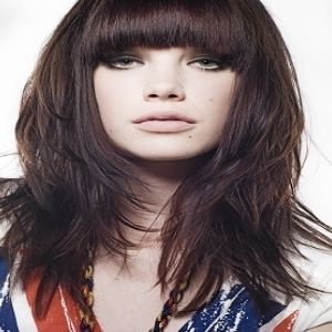 40+ Haircuts with bangs and layers 2012 ideas