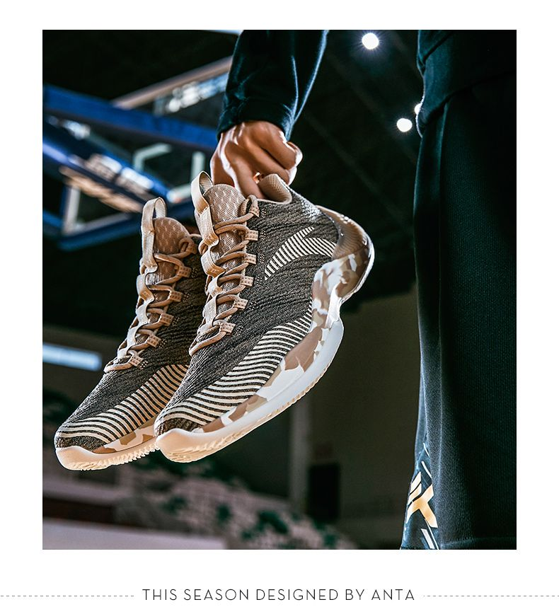 e8c4051a9a24 This anta basketball shoes is klay thomposn a-shock 2.0 basketball outdoor  shoes