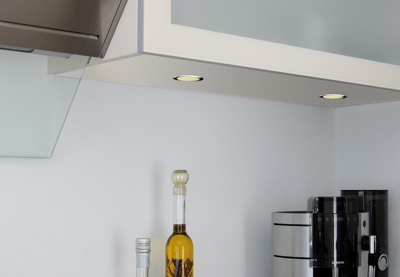 LED Einbaustrahler Joni | Led küchenbeleuchtung, Küchenbeleuchtung ...