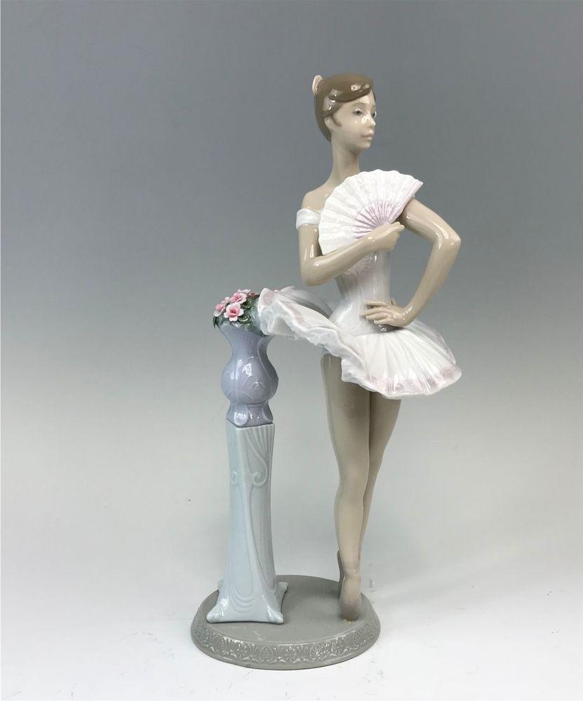 Retired Lladro Figurine,