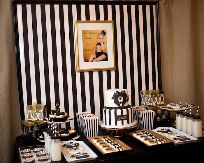Mr One Derful 1st Birthday Party Dessert Table Birthday