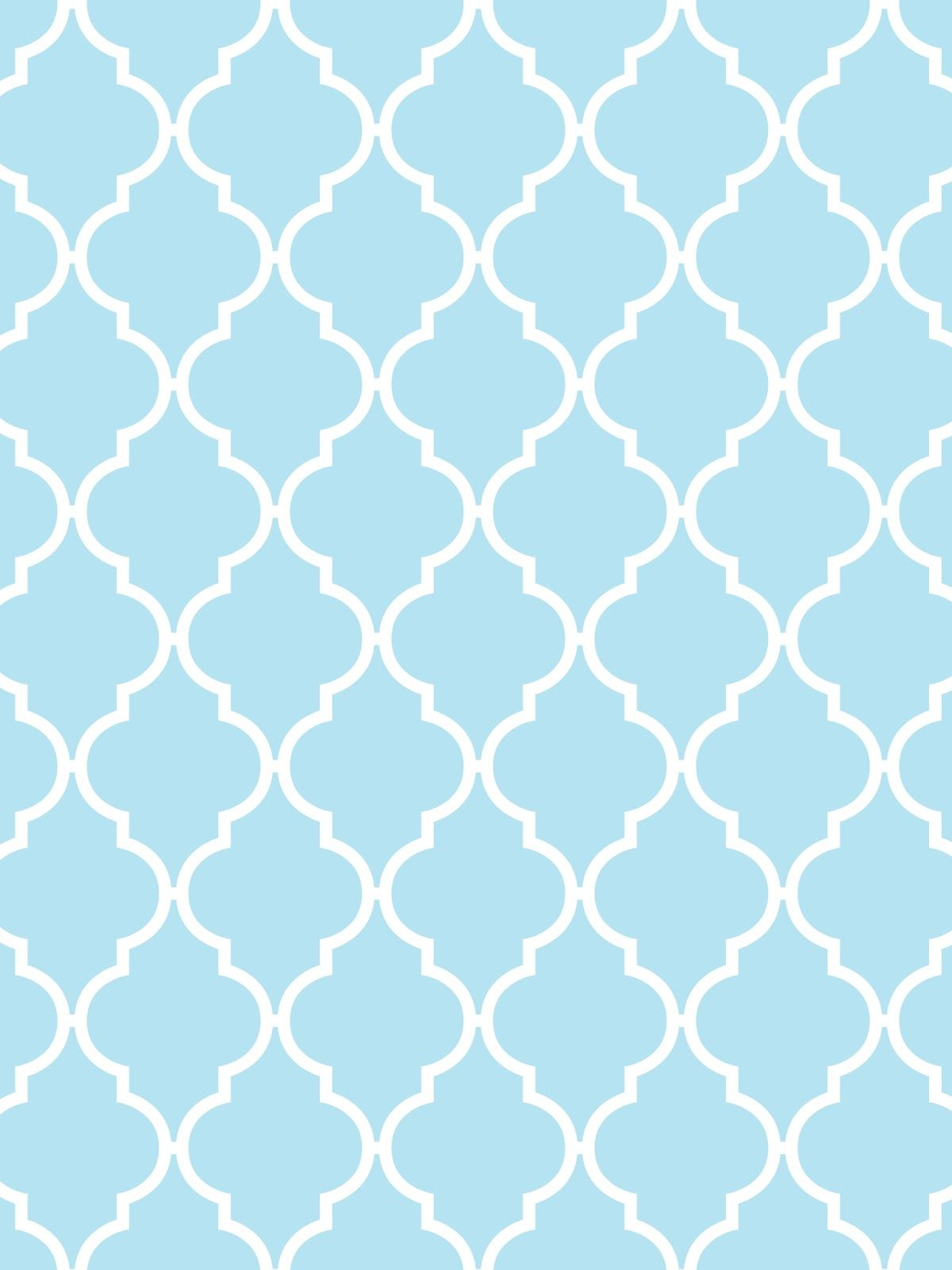 make itcreate--printables & backgrounds/wallpapers: quatrefoil