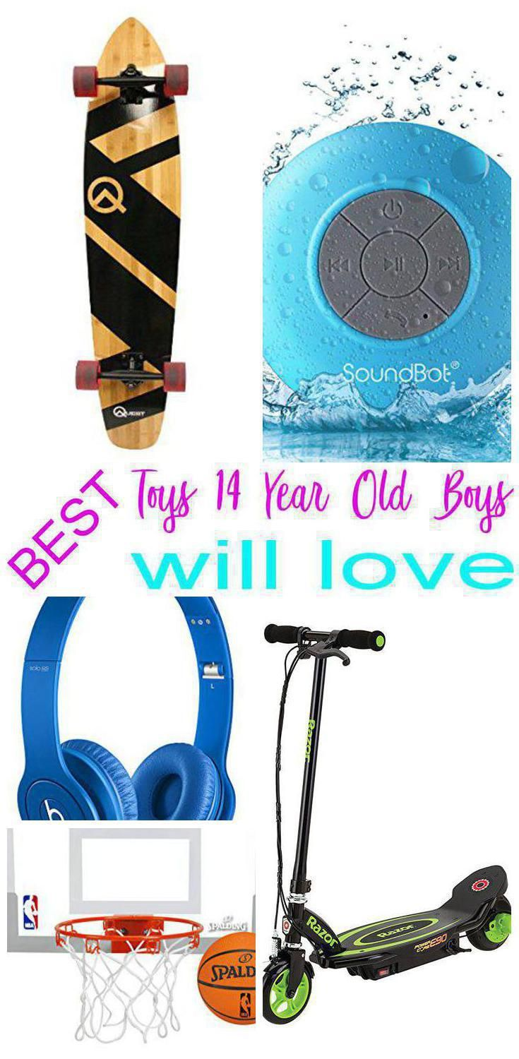 Best gifts 14 year old boys will want christmas gifts