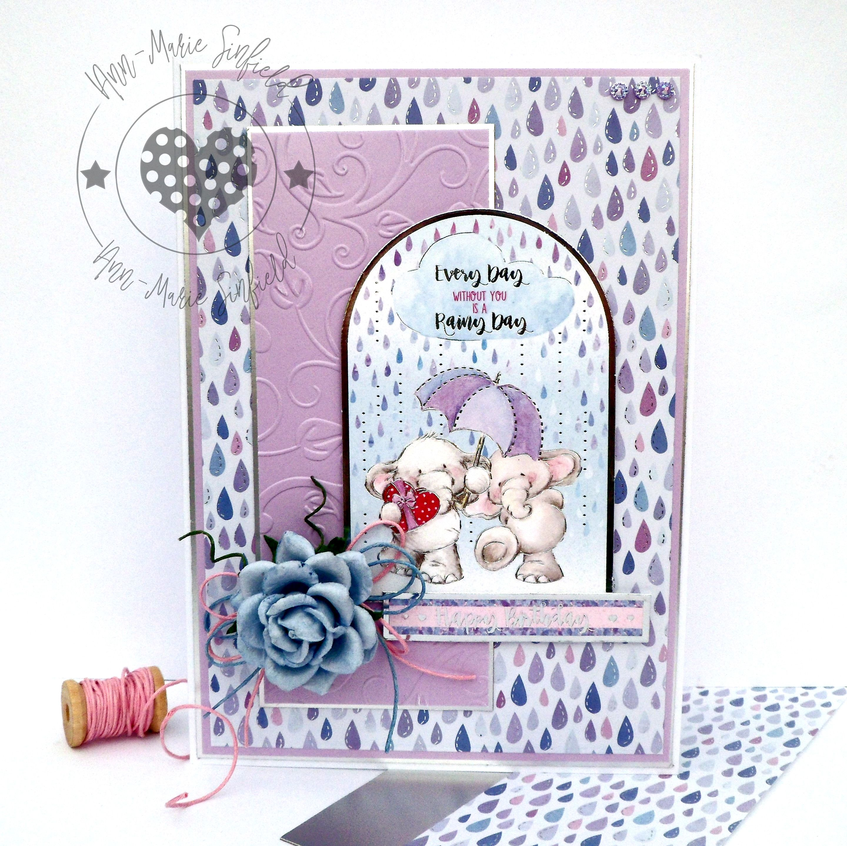 a review   cards handmade fun crafts card making
