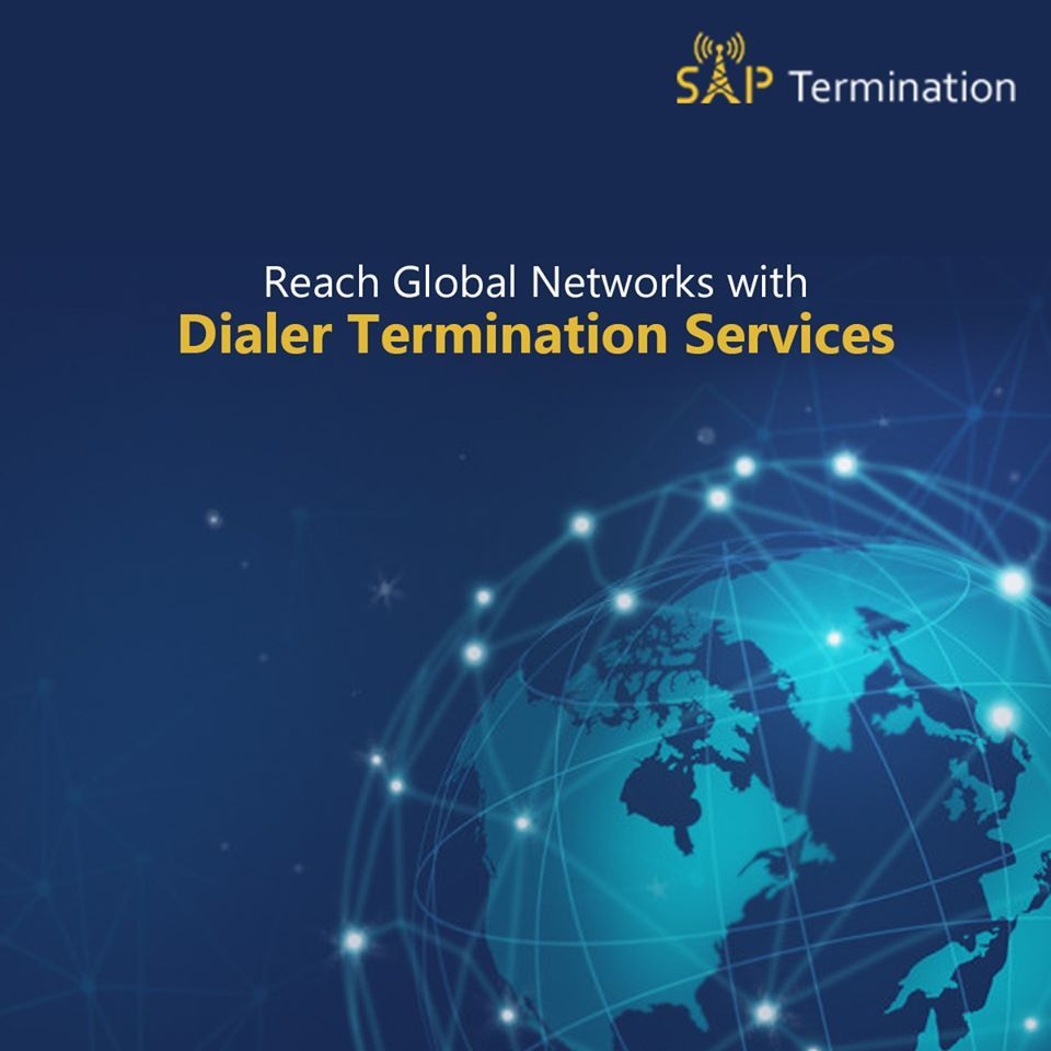 Dialer Termination Services Call Center Voip Global