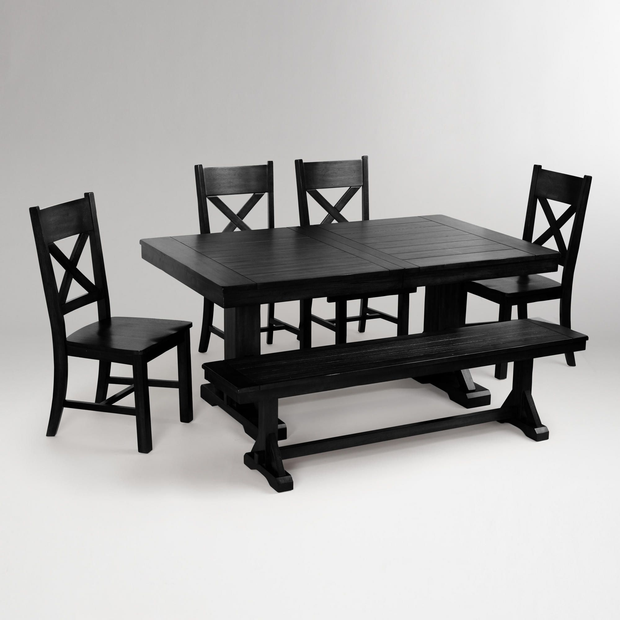 Dining Benches And Banquettes Dining Room Furniture Furniture   World Market