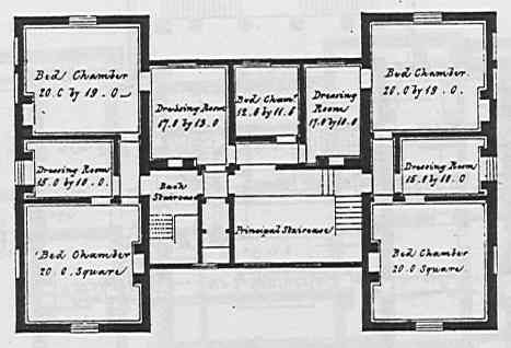 English Mansion House Plans From The 1800s House Plans How To Plan Mansions Homes