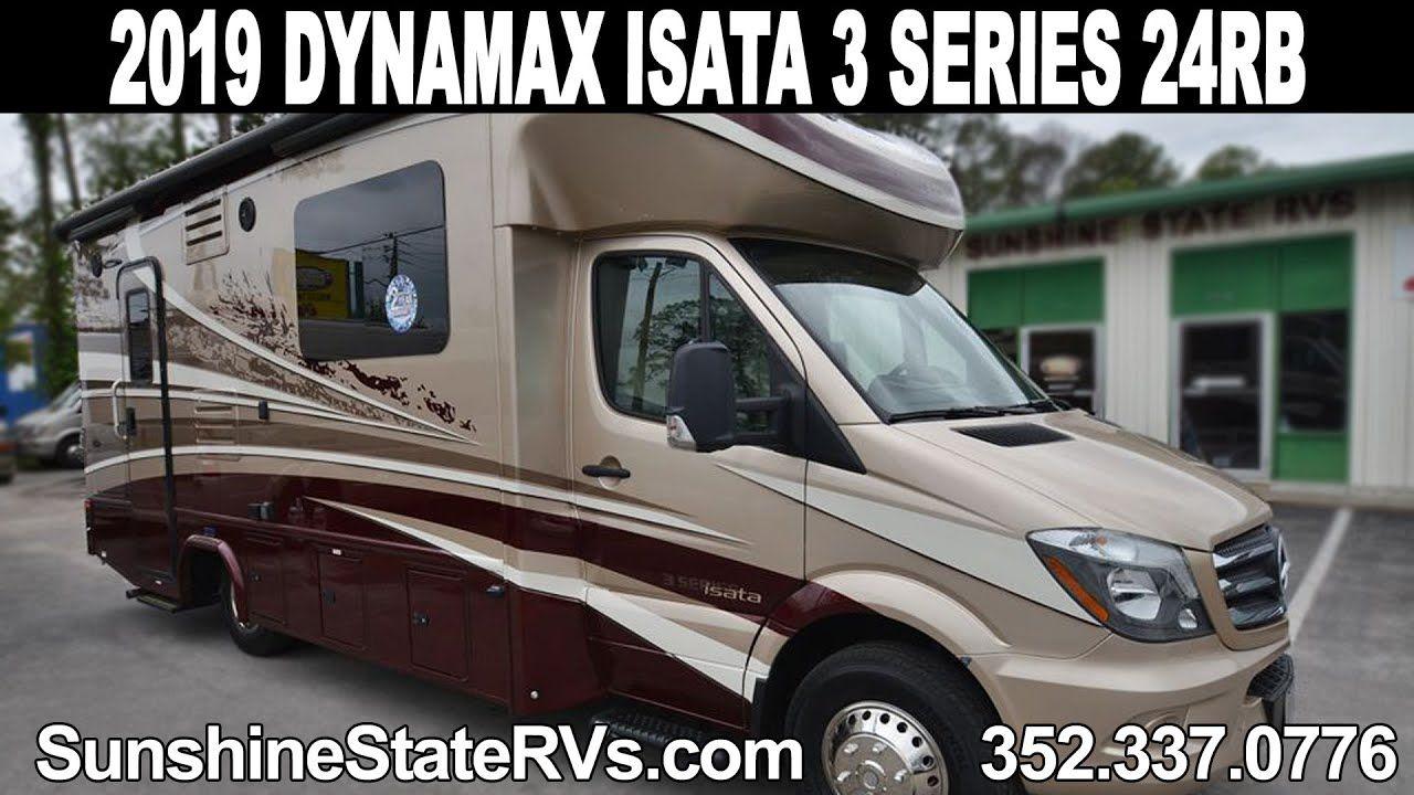 New 2019 Dynamax Isata 3 Series 24rb Class B Plus Rv Youtube