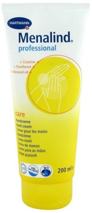 Hartmann Menalind Professional Care Hand Cream Krema Xeriwn 200ml Pharm24 Gr Hand Cream Care Hartmann