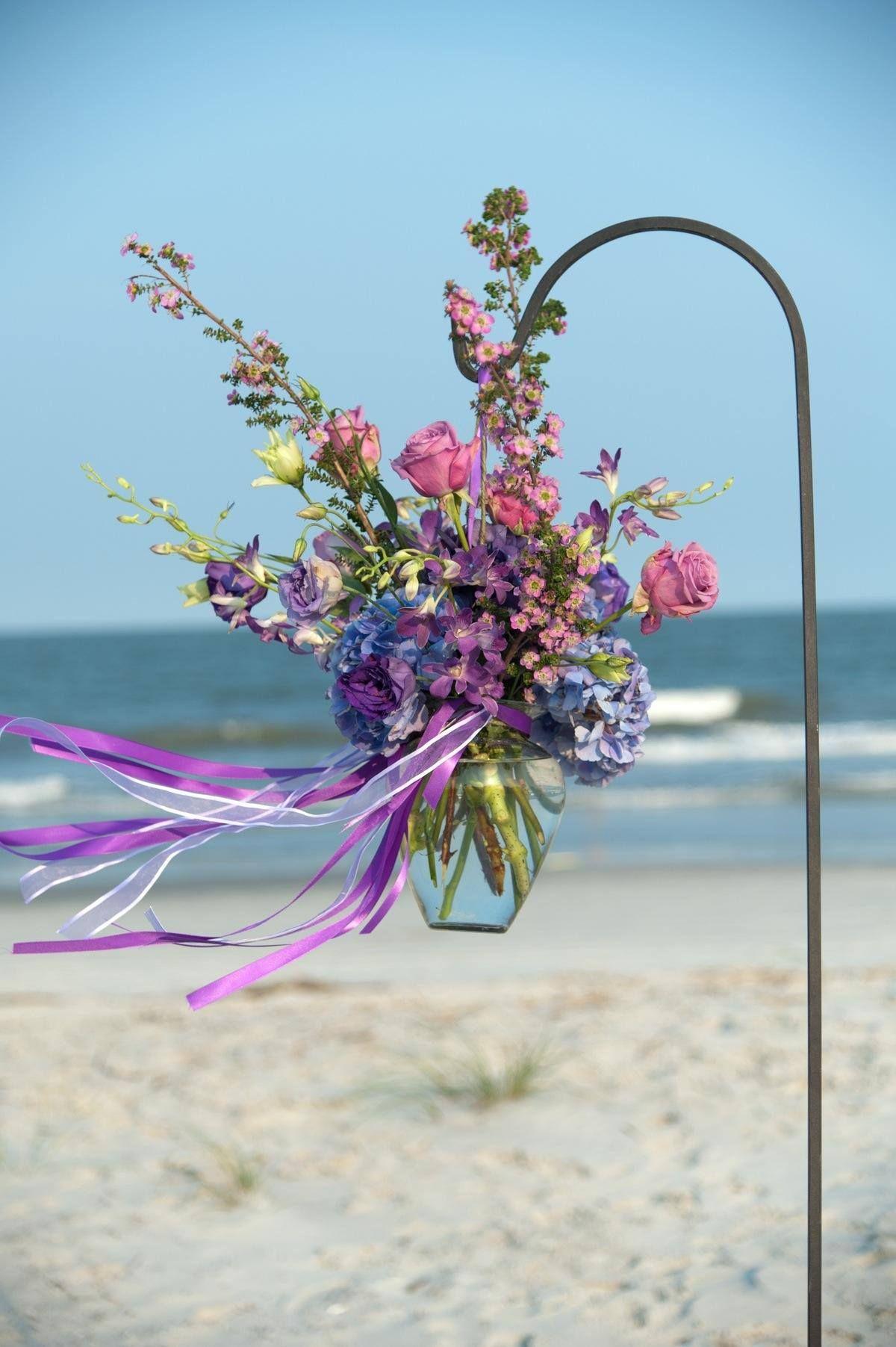 Beach wedding decorations diy  Pin by Ariane Szeliga on Wedding  Pinterest  Wedding