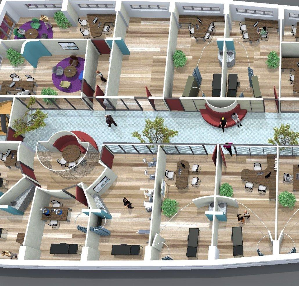 Zorgcentrum – Pennekamp Solutions