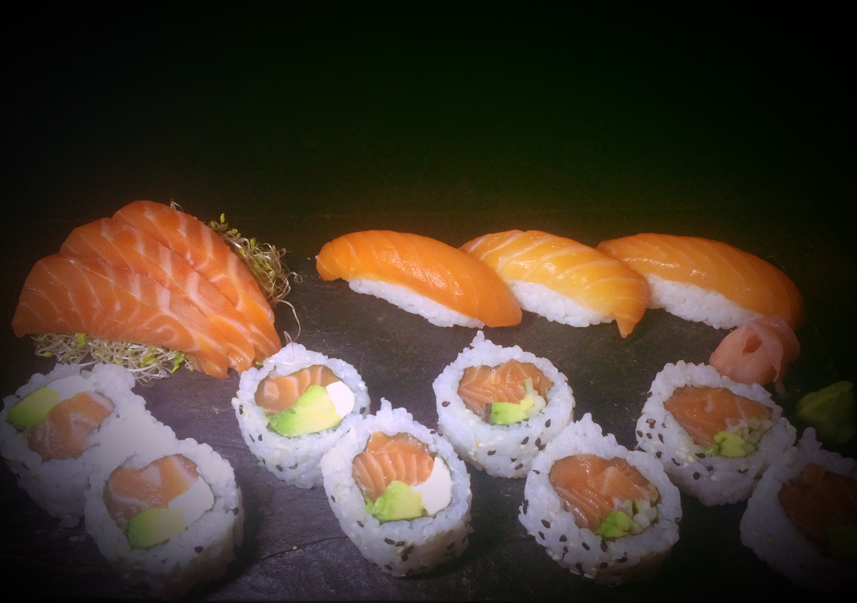 Pin Von Anophiles Auf Sushi