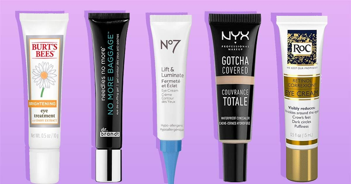 8 Expert Approved Eye Creams You Can Get At The Drugstore Eye