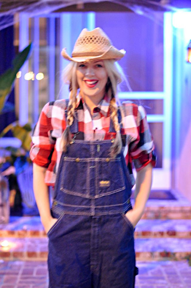 Character Parade Farmer Girl Teaching Is My Passion Halloween