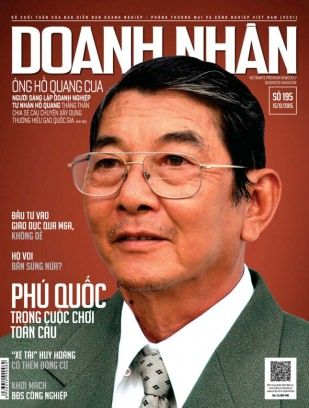 Doanh Nhân Doanh Nhan 195 digital magazine - Read the digital edition by Magzter on your iPad, iPhone, Android, Tablet Devices, Windows 8, PC, Mac and the Web.