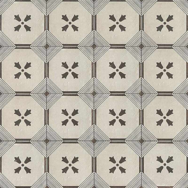 Palazzo Dynasty 12 X 12 Porcelain Field Tile Decorative Tile Decorative Wall Tiles Shower Floor Tile
