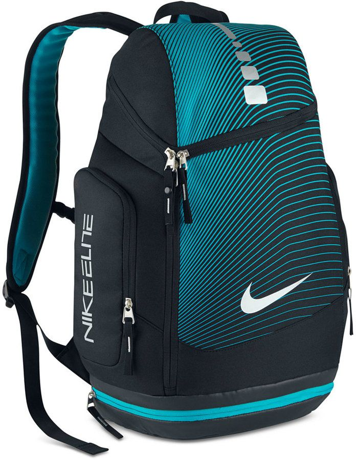 a7b89e5fff1d4 Nike Men's Hoops Elite Max Air Graphic Backpack | Men's Bags in 2019 ...