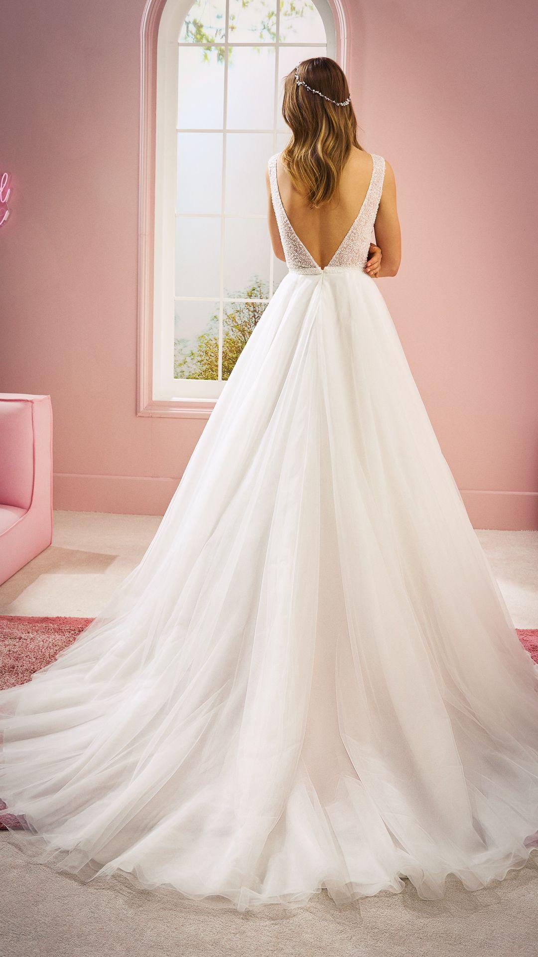 Hochzeitskleider 20 White One Kollektion Modell: GLORIA-C