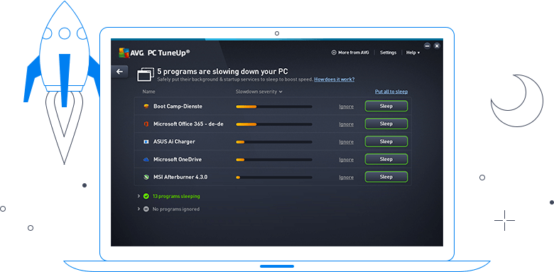 Avg 2020 Free Antivirus Vpn Tuneup For All Your Devices In 2020 Security Patches Online Activities Internet Security