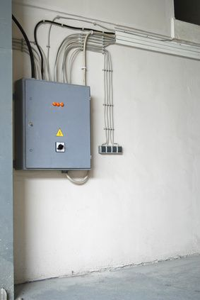 How to Hide an Electric Panel With a Kitchen Renovation | eHow UK ...