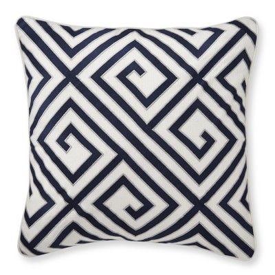Black White Throw Pillow Covers