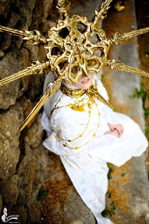 Dark Sun Gwyndolin from Dark Souls Cosplay http ...