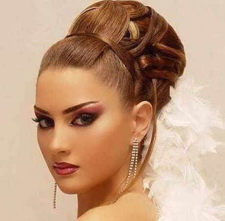 Prom Hairstyles For Shoulder Length Hairstyle Trends Pinterest