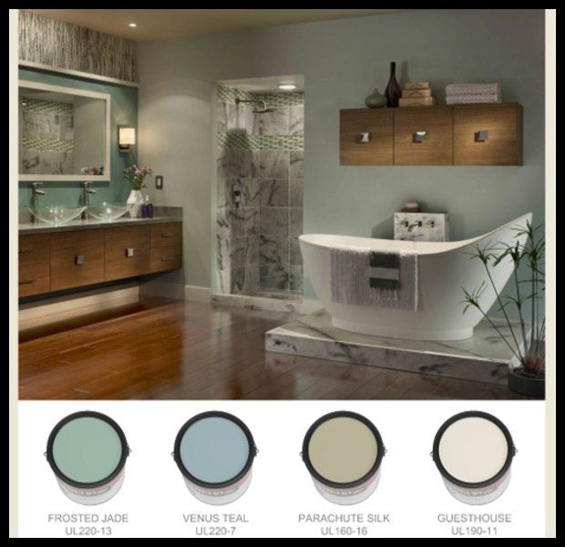 Nice Spa Bathroom Colors Spa Bathroom Colors Spa Inspired Bathroom Bathroom Color Schemes