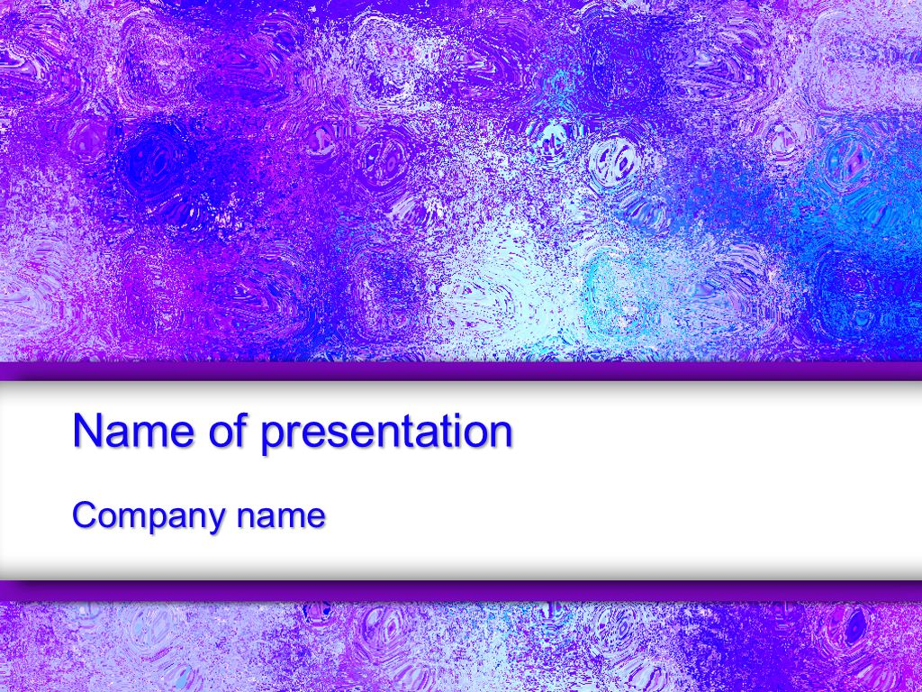 Violet ice powerpoint template templates pinterest template violet ice powerpoint template toneelgroepblik Images