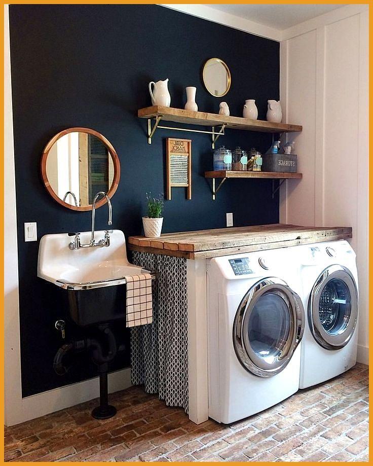 31 Top Modern Farmhouse Laundry Room Design Ideas Reveal Efficiency Space