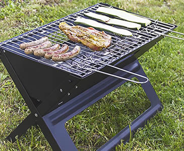 Barbecue Grill Mesh Ideal For Camping And Travel Bbq Barbecue Grill Barbecue Restaurant Barbecue