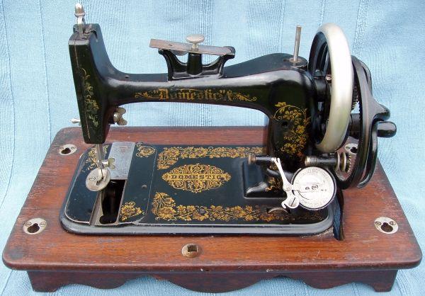 Domestic Sewing Machine Company Sewing Machine Old Sewing Machines Sewing Machine Repair