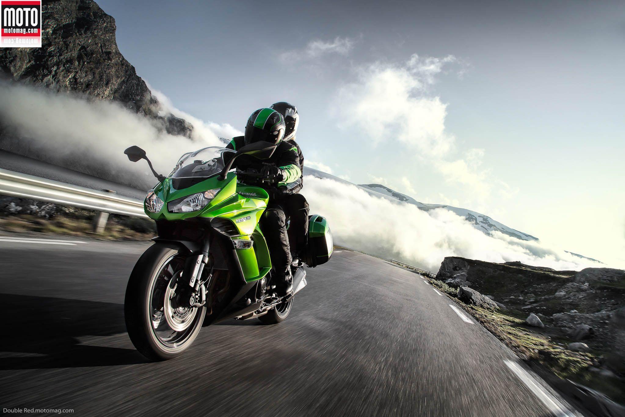 Kawasaki Z1000sx Cette Sport Tourisme Volue Anne Grce Un Z1000 Lighting System Circuit Moteur Plus Coupleux Confort Amlior Et Larrive Daides Lectroniques Utiles Qui