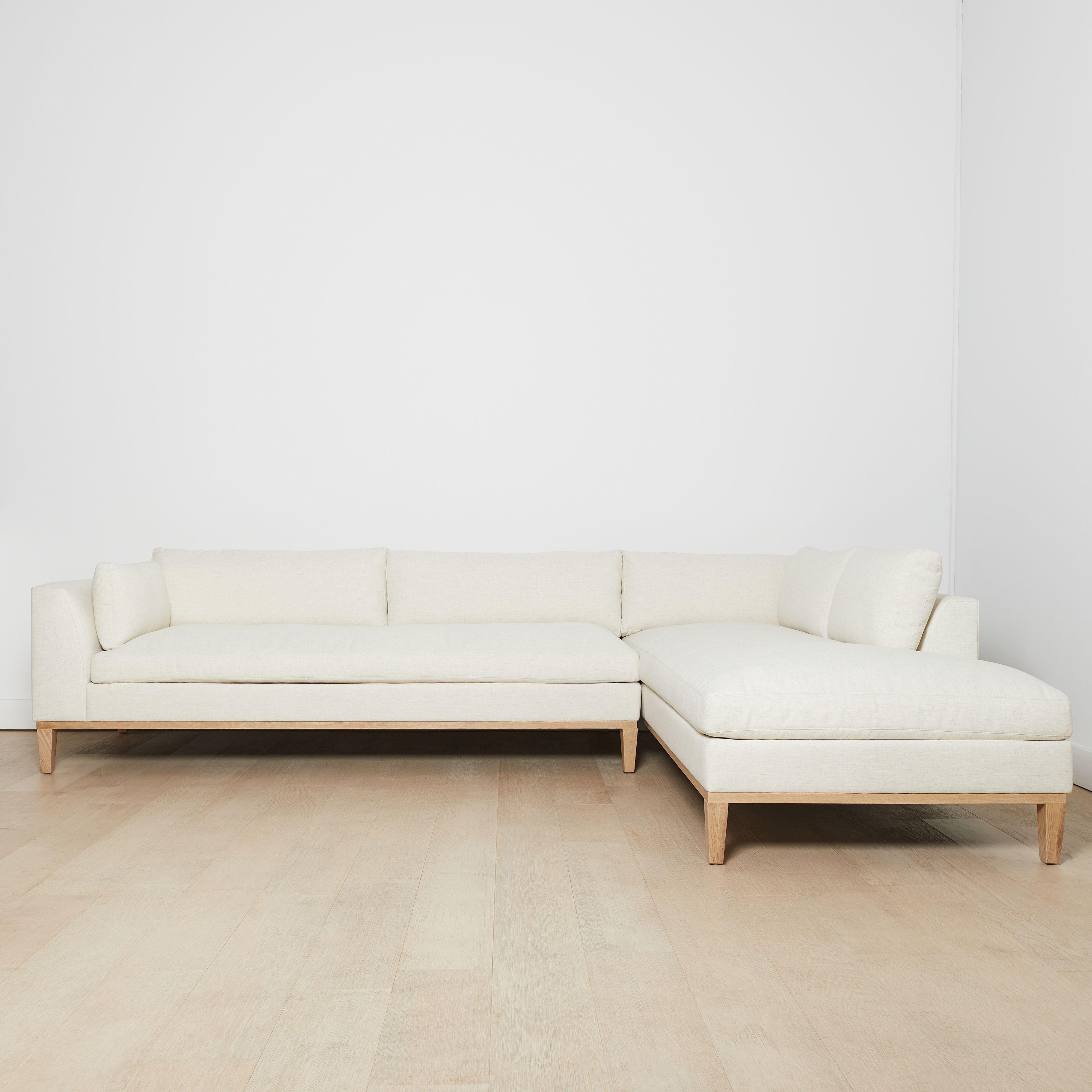 Charleston Right Facing Sectional Sofa Ivory Sectional Sectional Sofa Stylish Decor