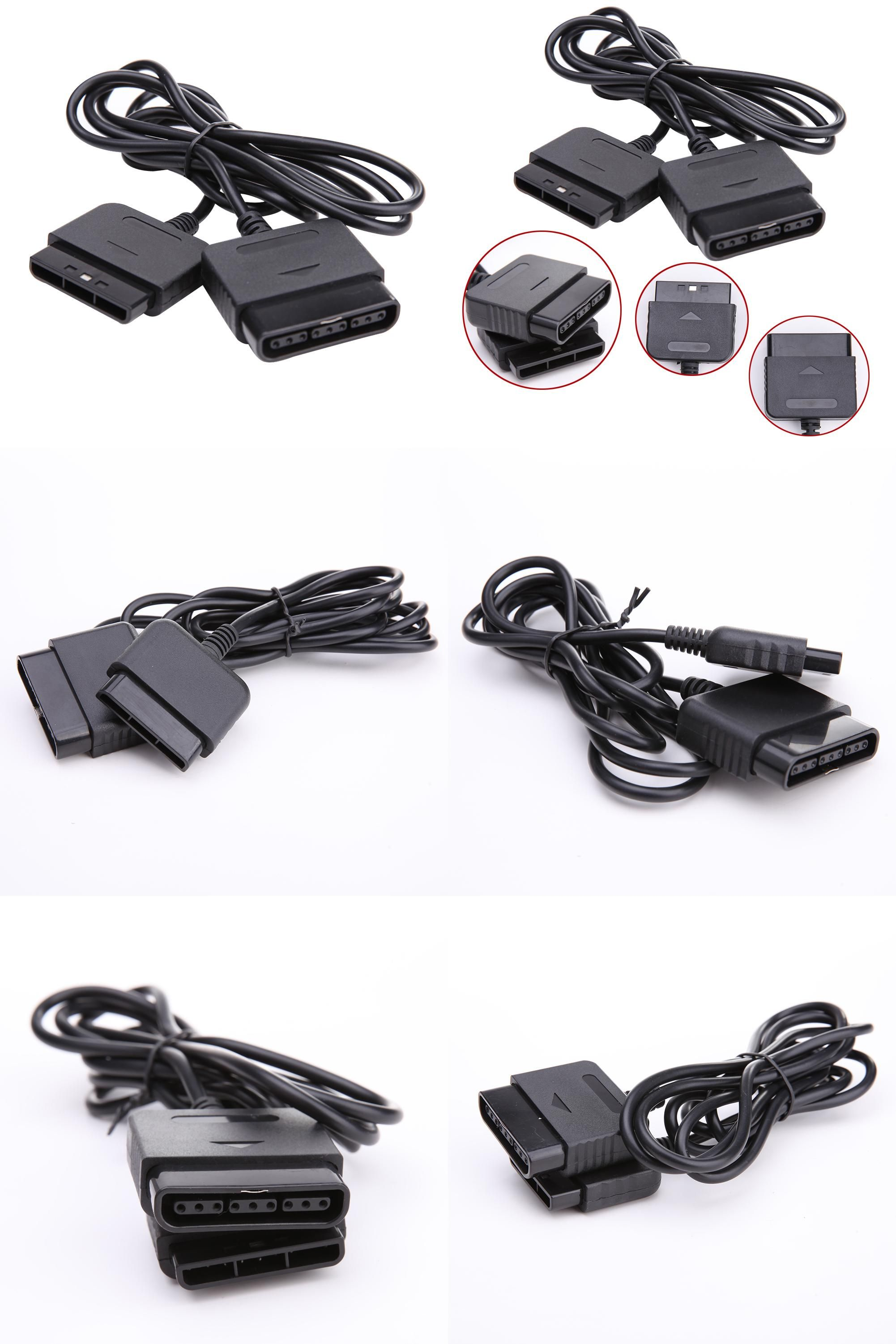 Visit to Buy] 1.5m Gamepad Game Controller Extension Cable Cord for ...