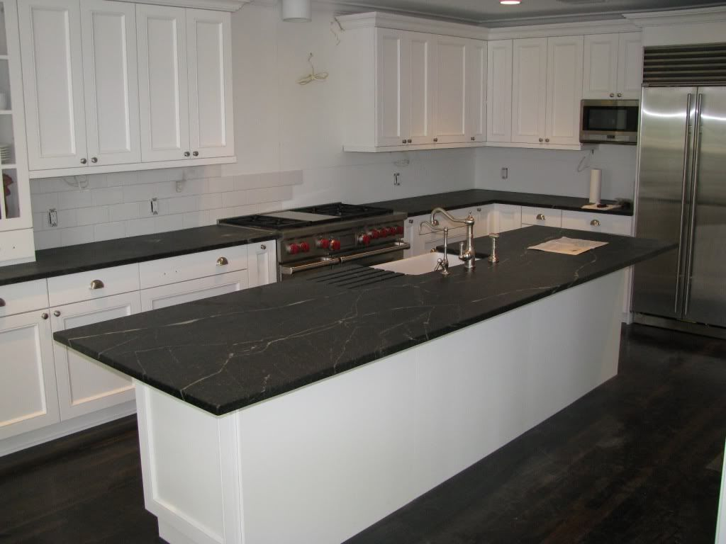 Image Of Soapstone Countertops Cost Kitchen Remodel Countertop