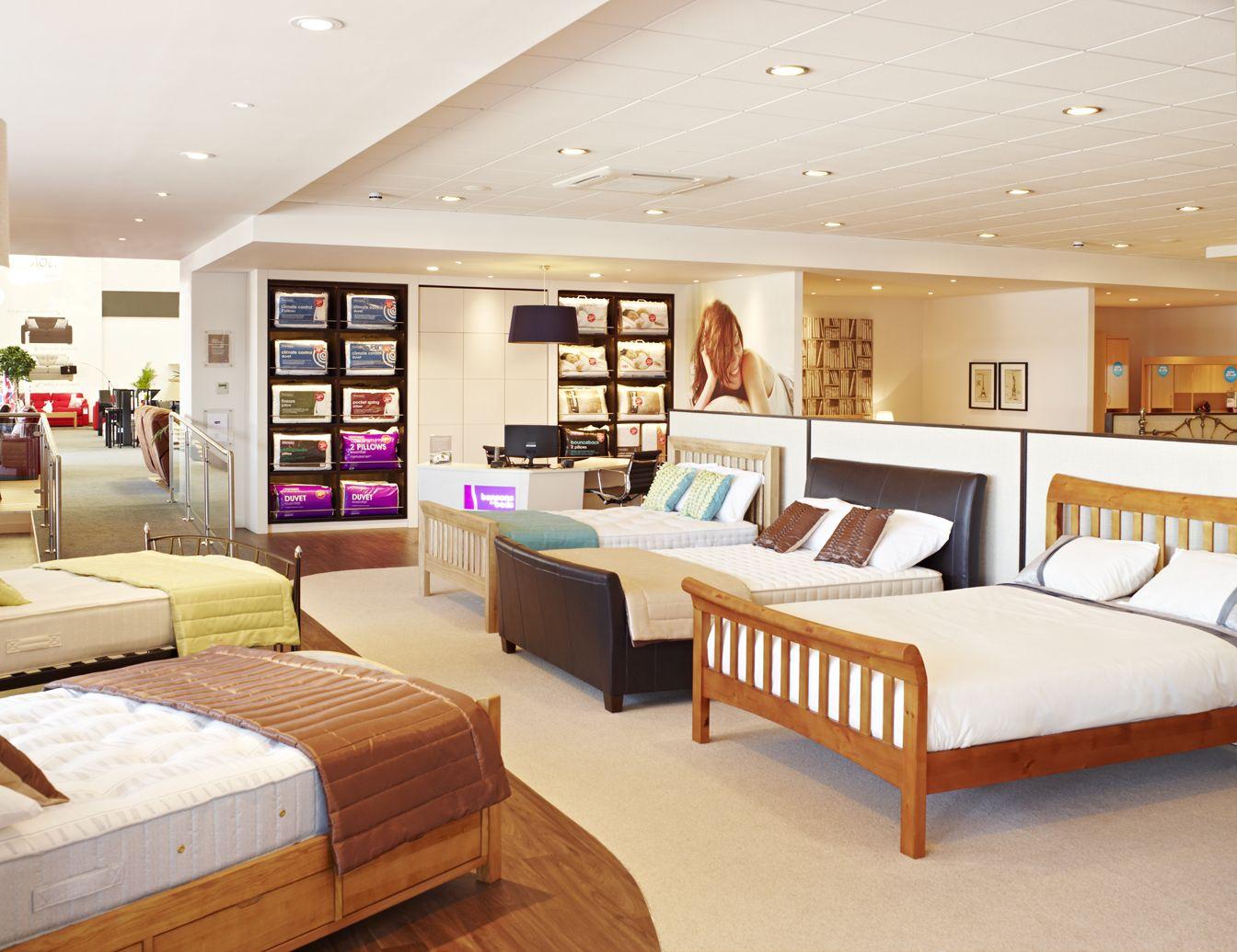 Rotherham Framed Beds Interior design, Benson for beds