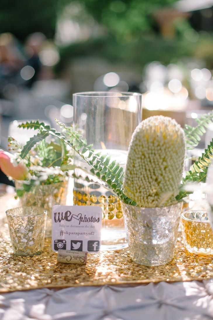 20 Creative Ways to Display Your Wedding Hashtag (With