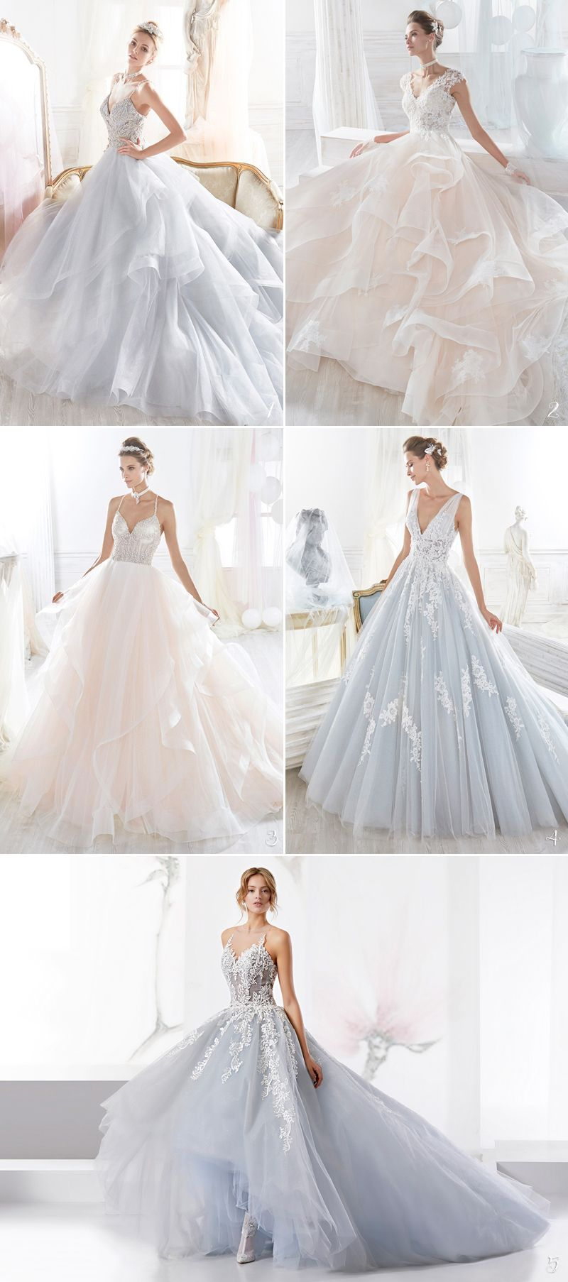 Poofy Wedding Dresses 2018