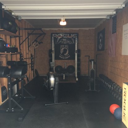 rogue has equipped thousands of garage gyms across the