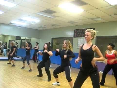 RIO - HOTTEST BRAZILIAN dance fitness tra tra tra hardcore abs