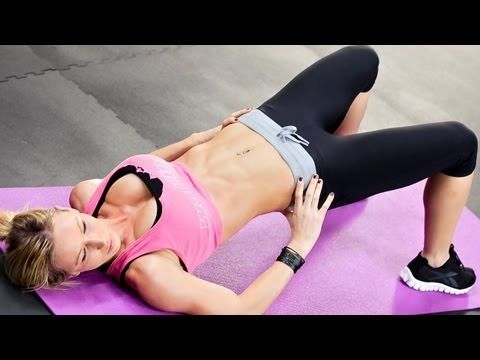 Zuzka Light - 12 minute Fat Burn Workout ZWOW # 47    2 exercise 12