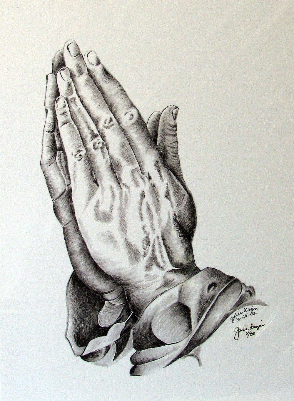 Prayer hands tattoos designs - Pix For Jesus Praying Hands Drawing
