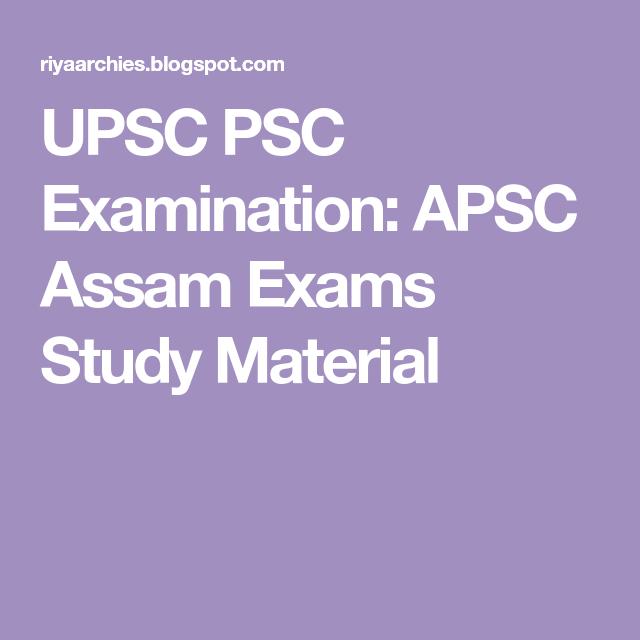 Pin On Upsc Psc Examination
