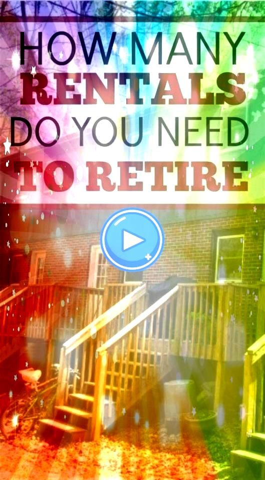 Rental Properties Do You Need to RetireHow Many Rental Properties Do You Need to Retire How Many Rental Properties Do You Need to Retire Money mistakes to avoid How Many...
