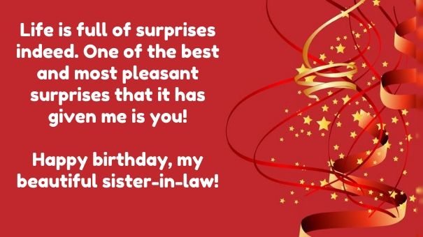 Happy birthday sister in law images birthday wishes for sister in best happy birthday quotes and wishes for sister in law with images and pictures birthday greetings for in laws and send her wishes messages cards for bookmarktalkfo Gallery