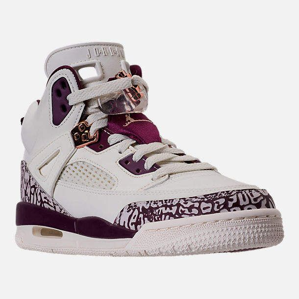 hot sales 90664 63a48 Nike Girls  Grade School Jordan Spizike (3.5y - 9.5y) Basketball Shoes