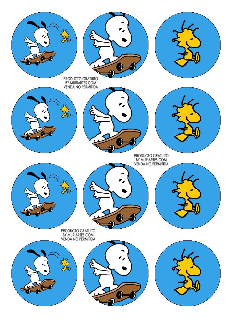 Imprimibles Snoopy - www.susaneda.com | Charlie Brown | Pinterest ...