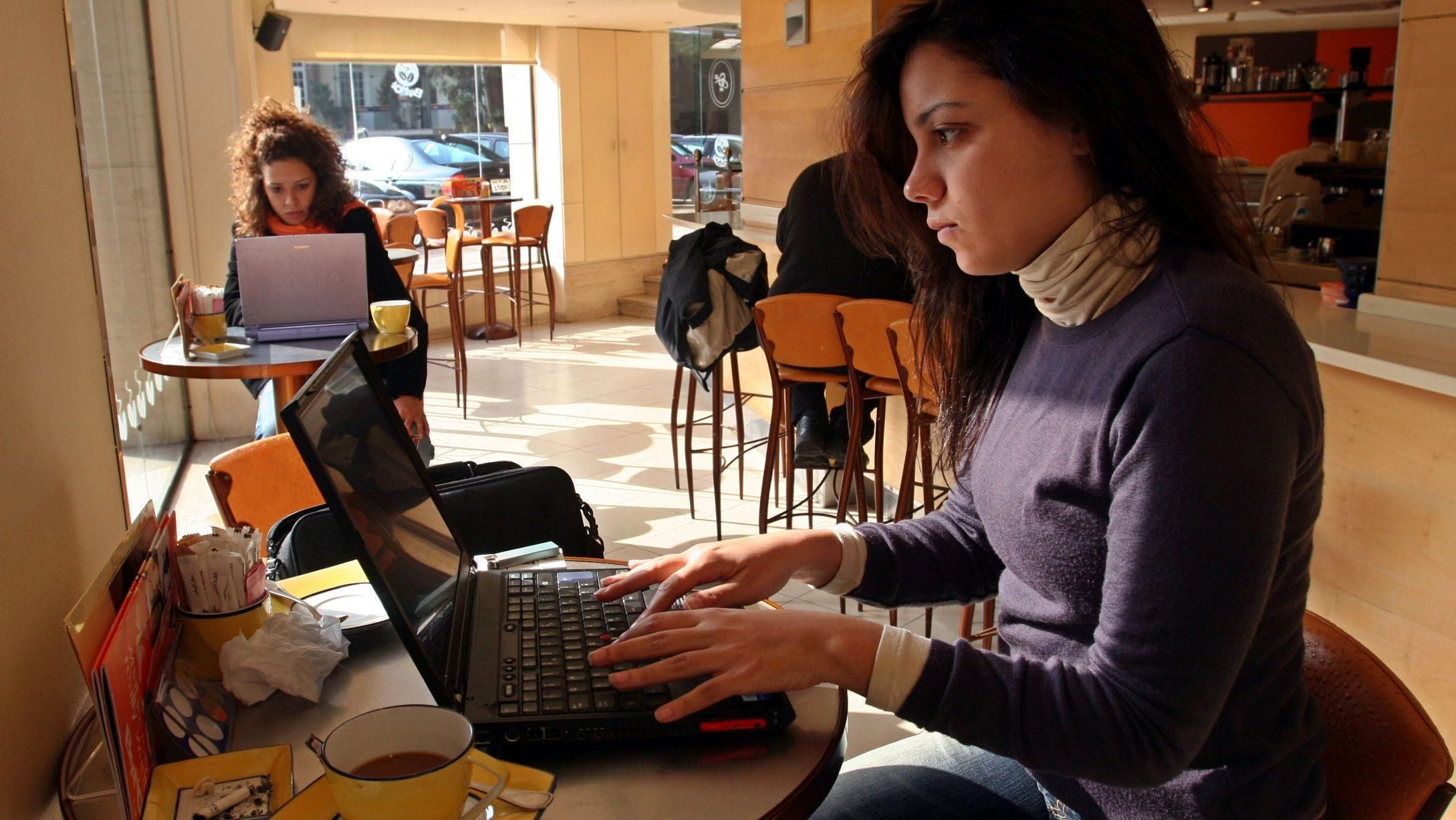 Digital nomads often resort to working illegally in the